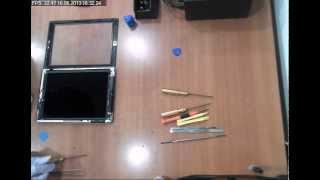 Разборка iPad 3 LTE- Замена системного разъёма