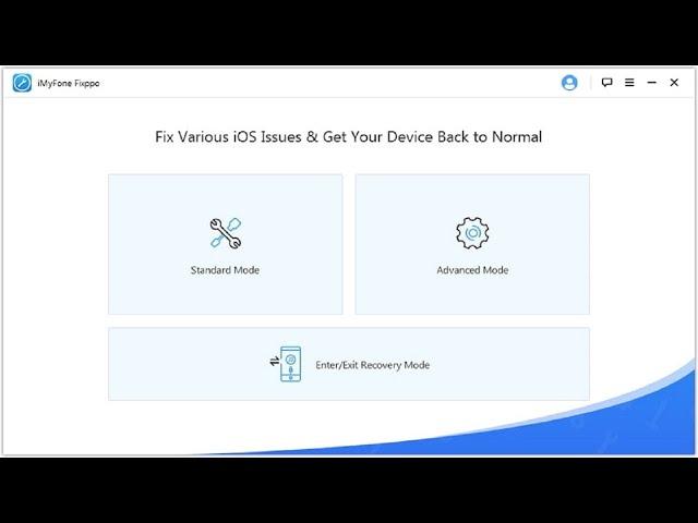 Como Consertar Problemas do iOS com o iMyFone Fixppo!