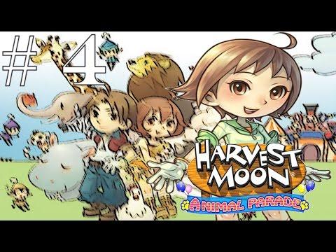Harvest Moon: AP Walkthrough - Part 4 - Harvest Goddess