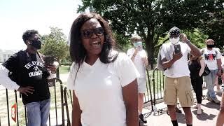'Black Lives Matter Is a Joke' — Black D.C. Resident Tells Far-Left Group 'Go to Chicago'