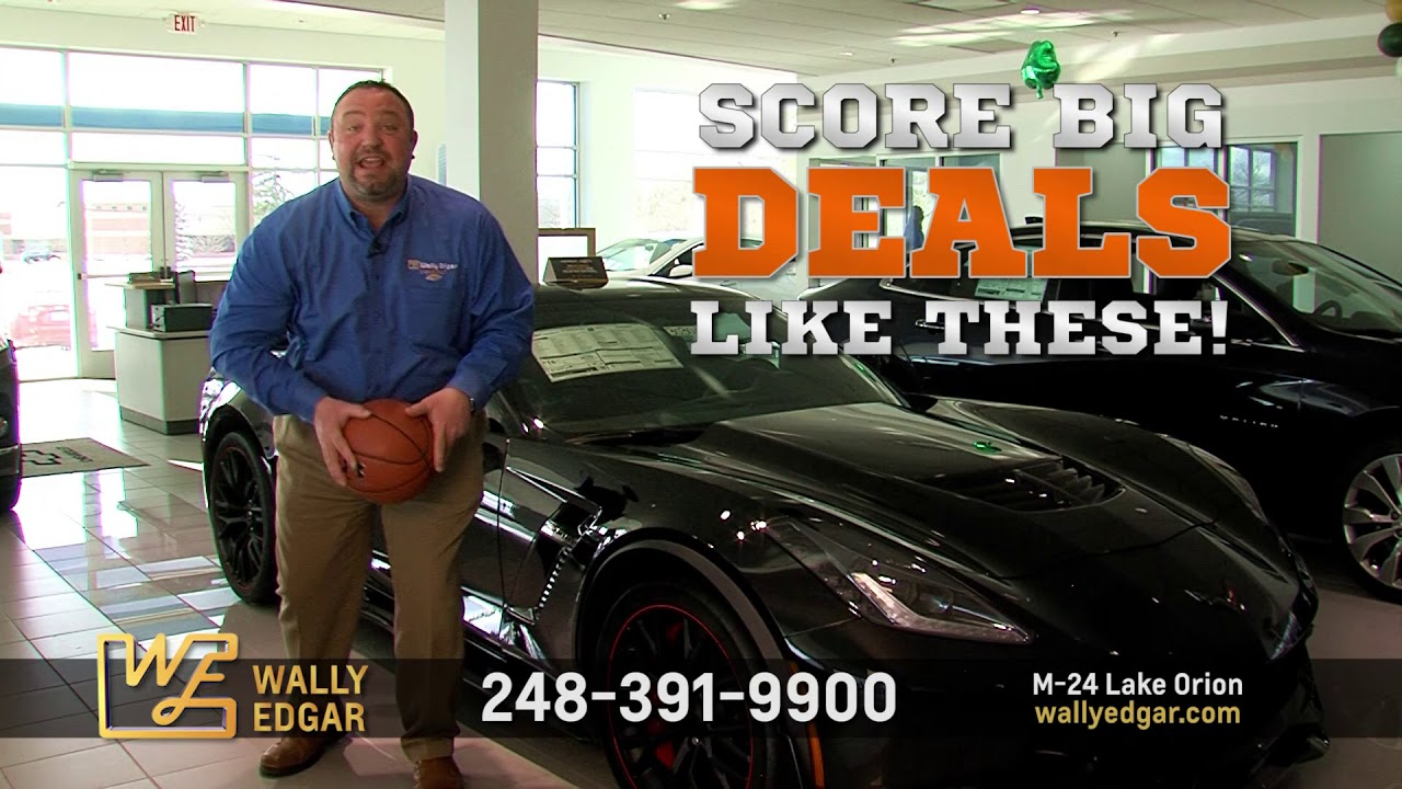 Wally Edgar Chevrolet | The Best Chevy Deals Are Here - YouTube