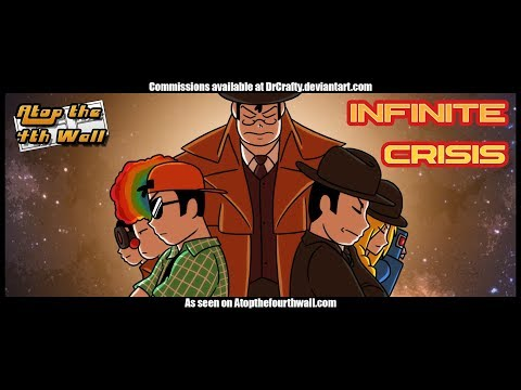 Infinite Crisis, Part 2 - Atop the Fourth Wall