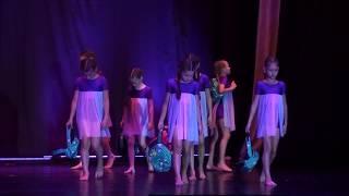 Отчетный концерт студии «Лестница» и театра танца «Шаги». 04.06.2018