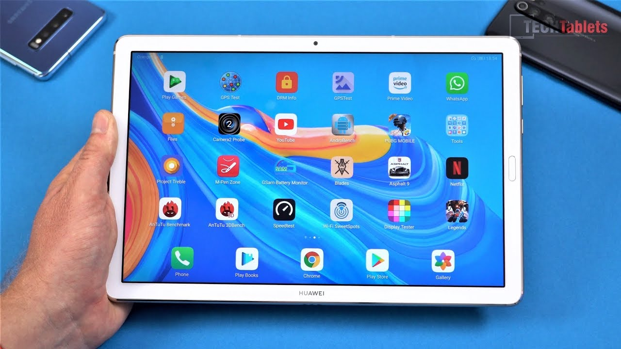 Huawei Mediapad M6 Review A Beast Of A Tablet Youtube