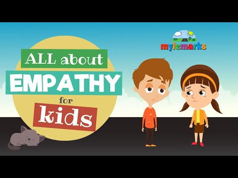 All About Empathy For Kids Youtube