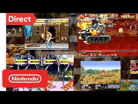 Capcom Beat 'Em Up Bundle - Nintendo Switch   Nintendo Direct 9.13.2018