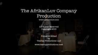 Poetic Love Trailer - Afrikan Luv Company