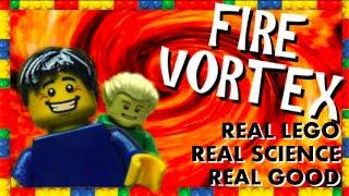 Tiny Science - Fire Vortex Flame Tornado