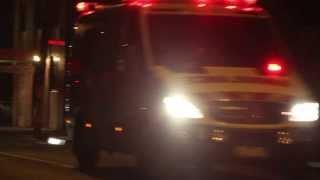 AV - Ambulance Victoria Mercedes Sprinter AGP (new siren)