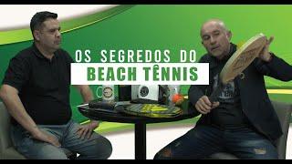 DESCUBRA OS SEGREDOS DO BEACH TENNIS