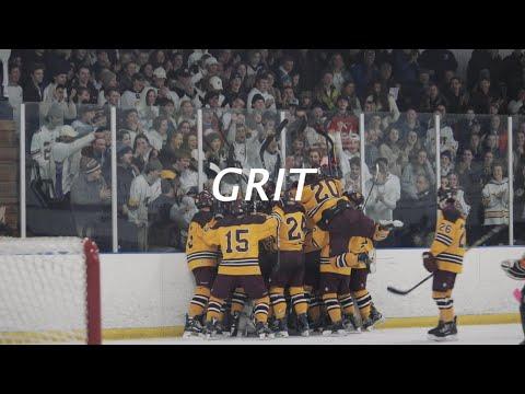 GRIT - A High School Hockey Rivalry Documentary