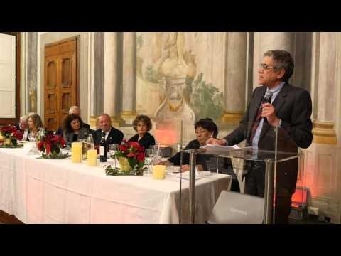 Discorso di ringraziamento del Prof. Franco Cervelli - La Chiave dell'Amicizia 2014