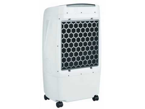 Quick Review Honeywell Cl25ae 52 Pt Indoor Portable Evaporative Air Cooler With Remote Control White Youtube
