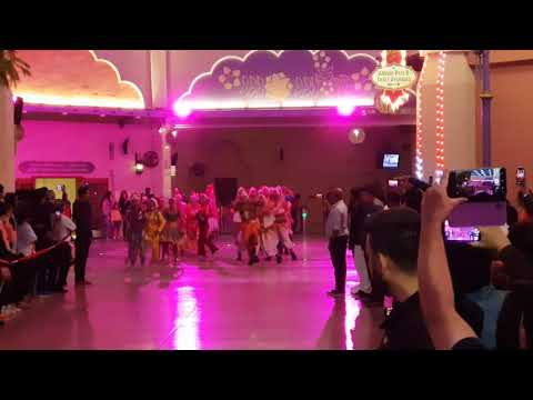 Dubai Bollywood Parks & Resorts – Day Ending finishing Carnival Dance it's Awesome – Part-1