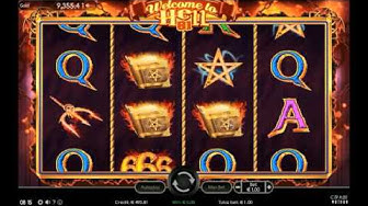 Welcome to Hell 81 online slot - VegasPlay.com