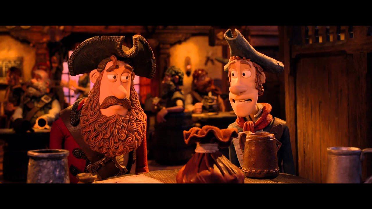 Пираты: Банда неудачников - Трейлер