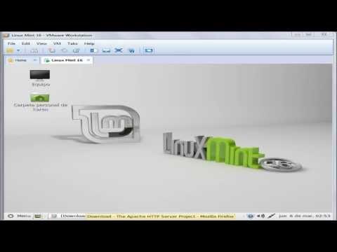 Instalación de ApacheCTL en Linux Mint 16