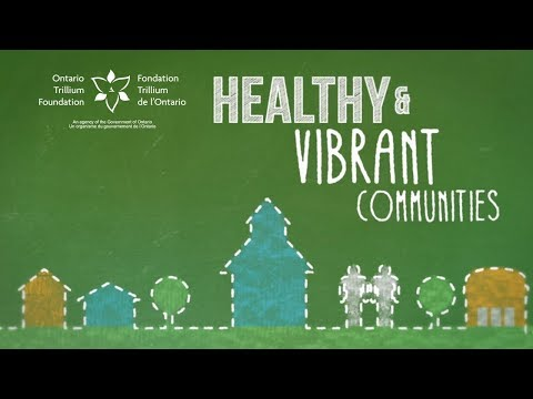Building Healthy and Vibrant Communities
