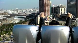 USJ ハリウッドドリーム・ザ・ライド 「グッキー ? 」をBGM ♪ に発車!?