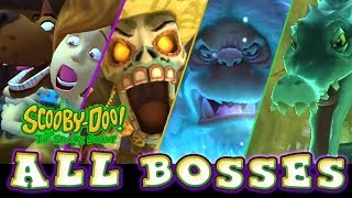Scooby-Doo! and the Spooky Swamp All Bosses | Final Boss (Wii, PS2)