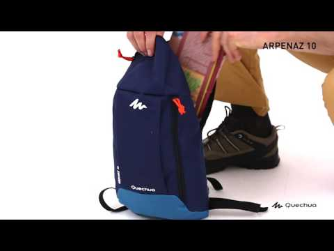 Quechua Arpenaz 10 Litre hiking Backpack 8331382