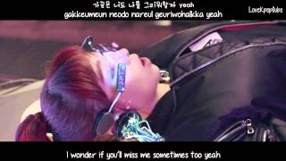 2NE1 - COME BACK HOME M/V [English subs + Romanization + Hangul] HD