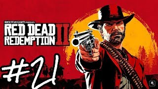 DOIGRALIŚMY SIĘ - Let's Play Red Dead Redemption 2 #21 [PS4]