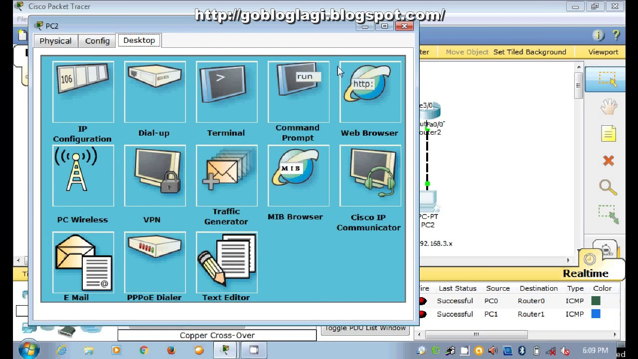 cisco networking academy packet tracer tutorial