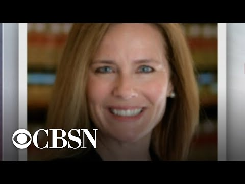 Trump moves forward with nomination of Amy Coney Barrett