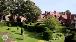 Aerial Filming - Wightwick Manor, West Midlands
