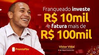 MICRO FRANQUEADO INVESTE R$10 MIL E FATURA MAIS DE R$100 MIL - Franquia barata e lucrativa