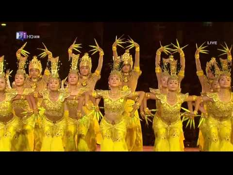 Múa Thiên Thủ Thiên Nhãn 2009 phần 1