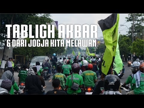 PPP - TABLIGH AKBAR & JOGJA MELAWAN | 17 April 2016