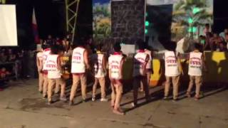 XG Dancers(Nagcarlan Laguna)07122013