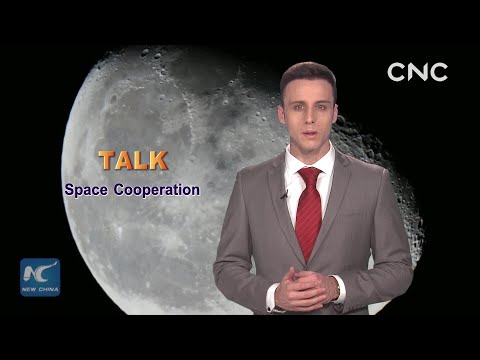 CNC Talk: China's space programs open up to world