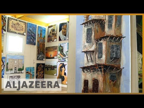 🇸🇾 Syrian refugees use art to keep their culture alive | Al Jazeera English