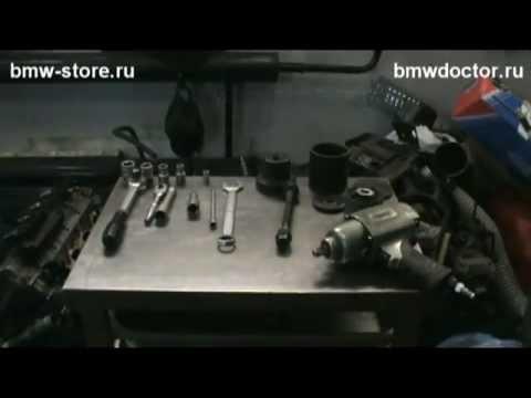 bmwdoctor.ru: BMW e46, замена сайлент-блока редуктора