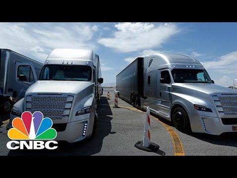 Driverless Trucks Prepare To Launch | Power Lunch | CNBC