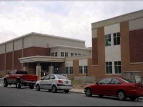 South Junior High School Dedication
