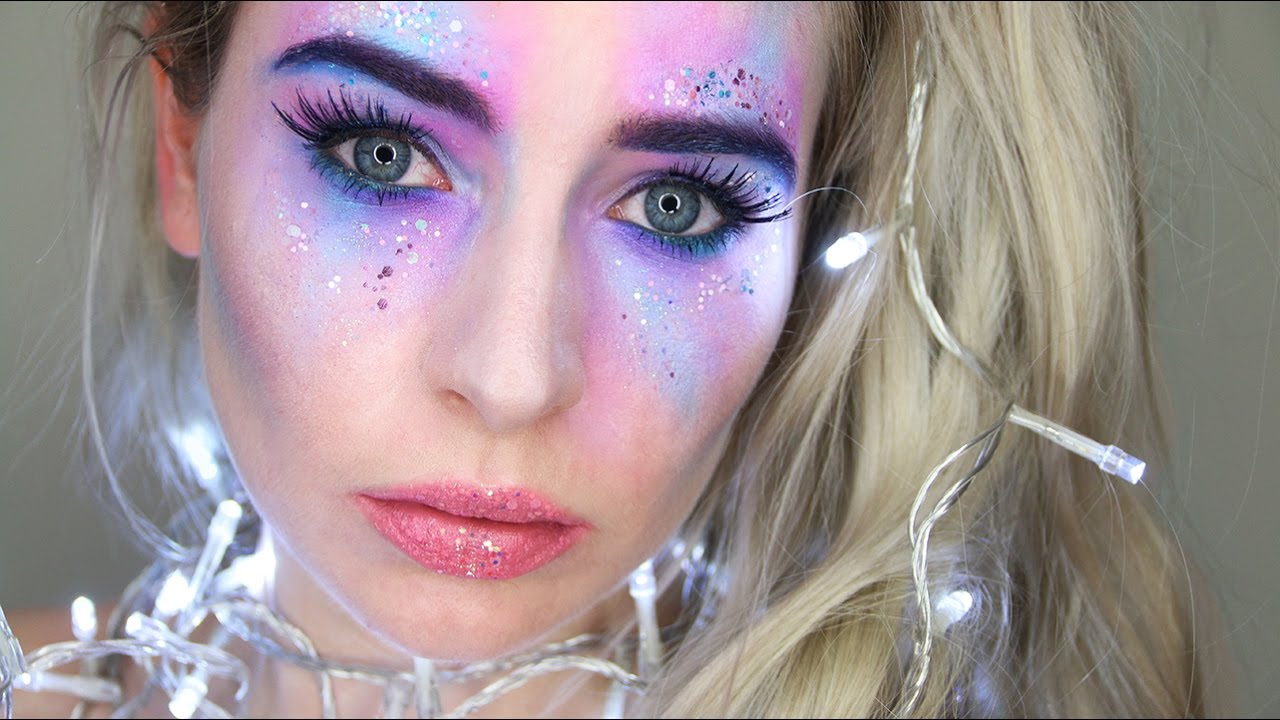 UNICORN, MERMAID, FAIRY HALLOWEEN MAKEUP TUTORIAL! - YouTube