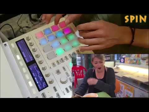 아이 씨발 존나매워-Futurebass MASCHINE Remix(SPIN)