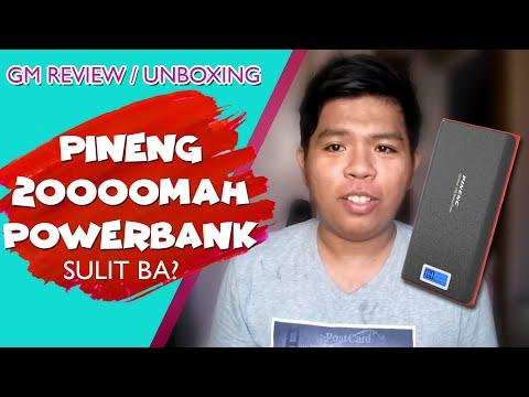 GM Reviews | Pineng 20000mAh Powerbank