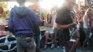 Scion Night Knotts Scary Farm Videos
