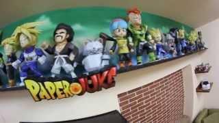 Papercraft Chibi Dragon Ball