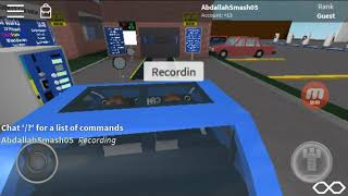 Roblox: KWS Cyclone Car Wash/Roville Car Wash