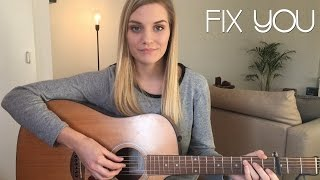 Fix you - Coldplay (acoustic cover)