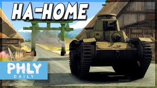 HA IS COMING HOME | Welcome back Ha-Home (War Thunder Tanks Gameplay)