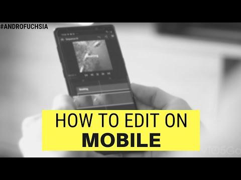 How to Edit Videos On Mobile For Youtube, TikTok, Instagram, Facebook.🔥| 1st episode- Basics.