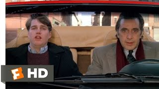 Scent of a Woman (6/8) Movie CLIP - Ferrari Test Drive (1992) HD