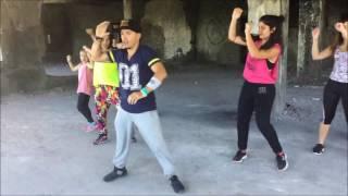 Shaky Shaky...Daddy Yankee...Zumba® Routine by Ricky Cardozo